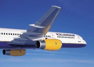 Torry Johnson, an Icelandair passenger was arrested as he left a flight after being accused of stealing $300 from the purse of a flight attendant