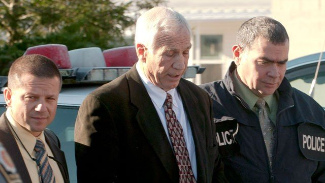 US media reports said that Judge Leslie Dutchcot, who requested Jerry Sandusky be freed on $100,000 unsecured bail, undertook volunteer work for the The Second Mile charity