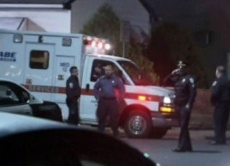 A gunman went on the rampage in Bayonne, New Jersey, killing three people, including a baby, and then himself in an apparent murder-suicide