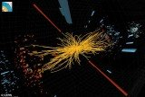 A senior CERN physicist from Switzerland has announced this afternoon firm evidence for the existence of the elusive Higgs Boson, or God particle
