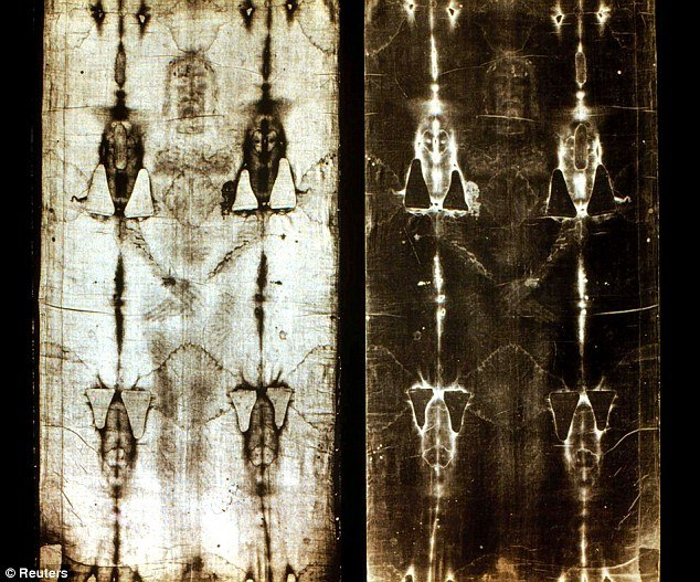 According to Italian scientists, the kind of technology needed to create the Shroud of Turin simply wasn't around at the time that it was created