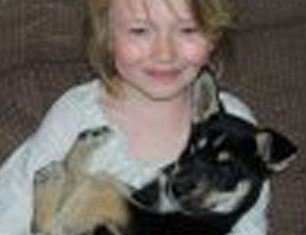 Aliahna Lemmon, 9, has been found dead, and the family friend who was watching her before she disappeared was charged last night with murder
