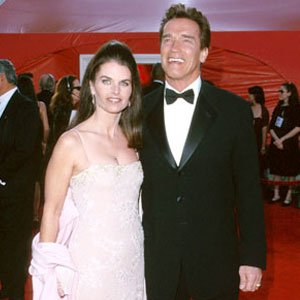 Arnold Schwarzenegger and Maria Shriver were reportedly spent Christmas together at their Brentwood, California home with their children