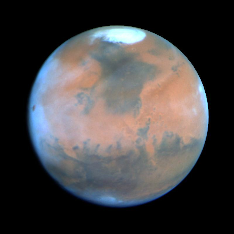 Australian scientists who have made an overall study of temperature and pressure conditions of Mars say that a greater percentage of the Red Planet is habitable than Earth photo