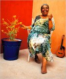 Cesaria Evora, the famous Cape Verdean singer died in her native island of Sao Vicente, nearly three months after announcing the end of her career due to health problems