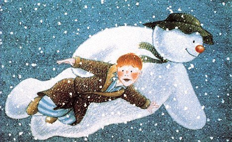 "Channel 4 has decided that The Snowman needs to be updated with new characters and without its ""Walking in the Air"" theme song"