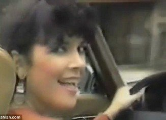 For her 30th birthday in 1985, Kris Jenner decided that she needed to show all of her friends just how much she loved them, and made a music video