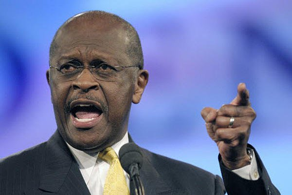 Herman Cain, one of the US presidential hopefuls, announced he is suspending his campaign for the Republican nomination