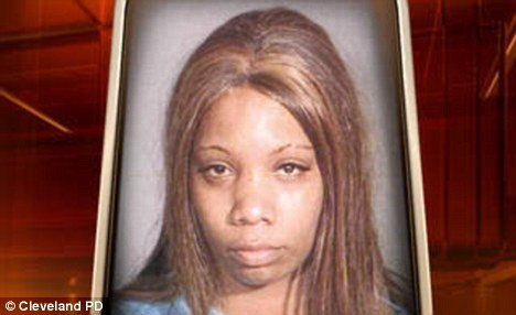 India Parker confessed police she threw her daughter's body out with the trash