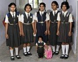 Jyoti Amge, 18, hopes to celebrate being crowned the world's shortest woman by launching a Bollywood movie career