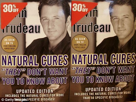 Kevin Trudeau the veteran US infomercial has been fined with almost 38 million after allegedly scamming customers for decades photo