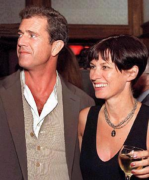 Mel Gibson finalized his legal separation on Friday and is likely to hand half of his estimated 850 million fortune to his ex wife Robyn Moore photo