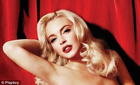 Sales of latest issue of Playboy picturing nude Lindsay Lohan, which hit the shelves on Friday, have failed to shift