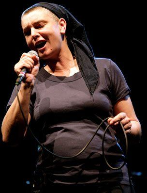 Sinead O'Connor has revealed how she was handed Class A drugs after taking her new drug-counselor husband Barry Herridge on a marijuana hunt on their wedding night