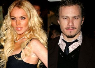 "Star magazine obtained a private diary purporting to have been written by Lindsay Lohan, in which is revealed she was ""in love"" with Brokeback Mountain star Heath Ledger at the time of his death in 2008"