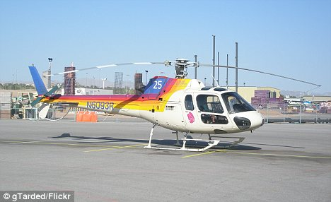 Las Vegas: 5 people died after a Sundance helicopter crashed during a ...