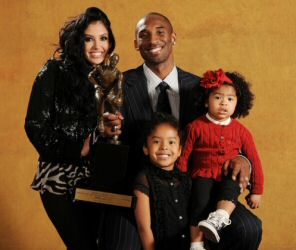 Vanessa and Kobe Bryant met when she was just 19 and he 23 and she was working as a backing dancer in a studio where he was recording photo