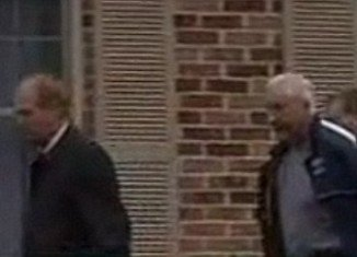 Wednesday in the afternoon, Jerry Sandusky left his home in handcuffs after prosecutors filed amid startling new testimony has emerged from one of his latest alleged victims
