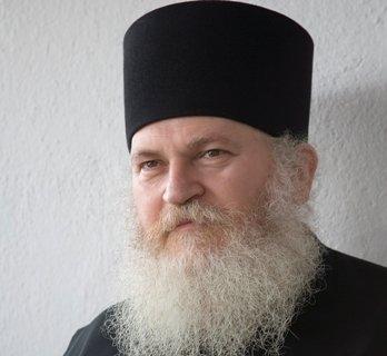 Archimandrite Ephraim, Abbot of Vatopedi Monastery