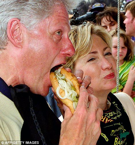 Bill Clinton is known as a vegan now, though he was once a ravenous diner with an insatiable hunger, Roland Mesnier, the former White House pastry chef, revealed
