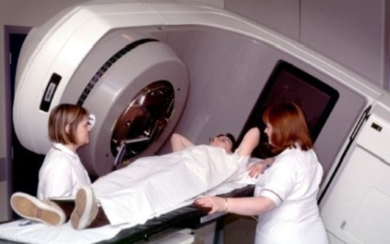 Radiation therapy alone has been the most common treatment used in brain tumor.