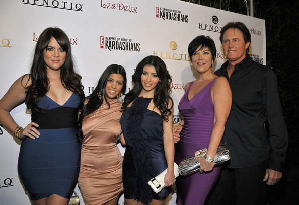 Bruce Jenner the Kardashians girls'step father has a penchant for dressing up in womens clothing it was revealed recently photo