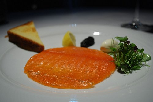 Cold smoked salmon is a ready-to-eat food and has to be destroyed if Listeria monocytogenes is found.