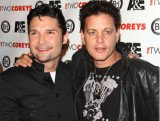 Corey Feldman says he and his Lost Boys co-star Corey Haim (right) were sexually abused as teenage actors