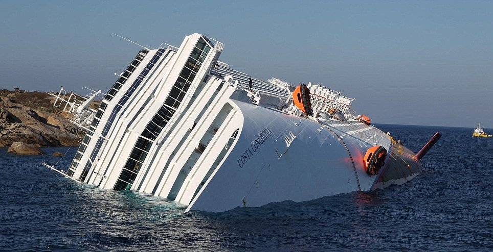 Costa Cruises the Italian company that owns the capsized cruise ship Costa Concordia has offered passengers 11000 euros 14000 each in compensation photo