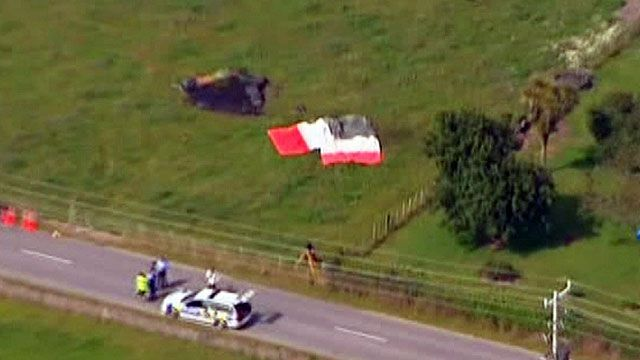 Eleven people have died in a hot air balloon crash in the Wairarapa region about 80 km 50 miles north east of New Zealand's capital Wellington photo