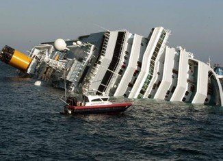 Francesco Schettino, the Italian captain of Costa Concordia cruise ship that ran aground killing three person and injuring more than 20 more was arrested late Saturday