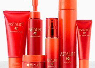 Fujifilm is moving into the beauty market by launching its own range of anti-ageing creams, Astalift