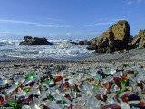 Glass Beach is part of the MacKerricher State Park and has another side to its history, as it is the only area of the California Park System to have been at one point in time a part of the Mendocino Indian Reservation