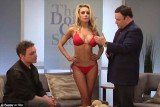 In a new video, Seinfeld star Jason Alexander is seen groping the 17-year-old wife of Doug Hutchinson, Courtney Stodden , but it is all in the name of comedy