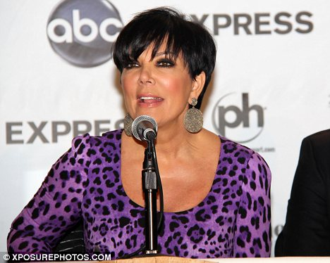 In her memoirs, Kris Jenner mentioned a toyboy named only as Ryan, who broke apart her marriage to Robert Kardashian