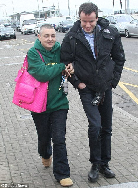 Irish singer Sinead O'Connor has announced her marriage to Barry Herridge is over again and she has confirmed that the relationship could not be fixed