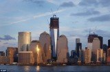 New pictures of The One World Trade Center show its frame stands at 90 storeys high, with 20 more yet to be completed