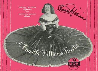Opera singer Camilla Williams, the first black woman to appear in a leading role with a major US opera company, has died in Indiana at 92