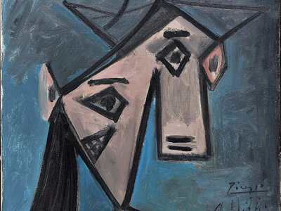 Picasso's Woman's Head, given to the Athens National Gallery by the artist himself, was stolen on Monday along with two other valuable works of art
