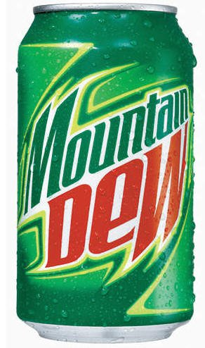 Ronald Ball, who claimed he found a rodent's body in a can of Mountain Dew was told by Pepsi that he must be wrong because it would have dissolved into jelly