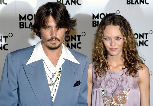 Rumours have been spread last night that Johnny Depp's 14-year relationship with French singer and actress Vanessa Paradis is on the rocks