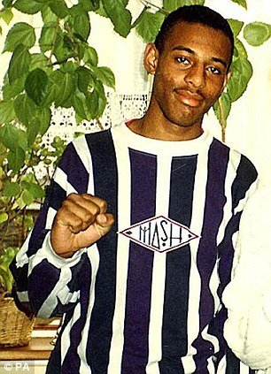 Stephen Lawrence was 18 when he was stabbed to death near a bus stop in Eltham, south east London, in April 1993