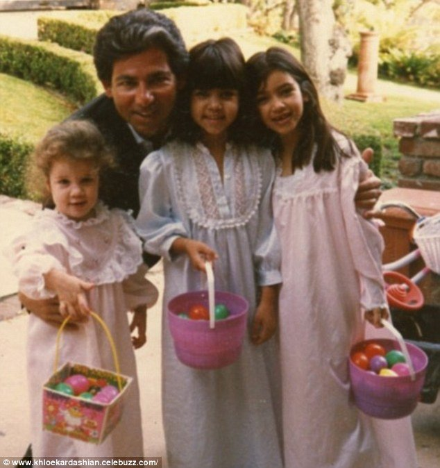Two of Robert Kardashian's ex-wives claim Khloe does not have the same father as her older sisters Kim and Kourtney