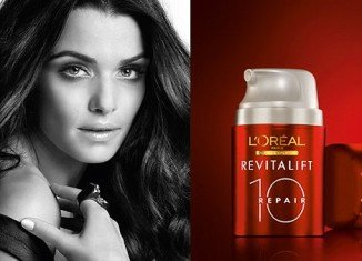ASA banned magazine advertisement for L'Oreal's Revitalift Repair 10 in which Rachel Weisz appeared with perfectly smooth skin