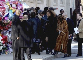 """According to the invitation issued to Whitney Houston's friends and family, the ceremony will be seen as a """"going home"""" service rather than a funeral"""
