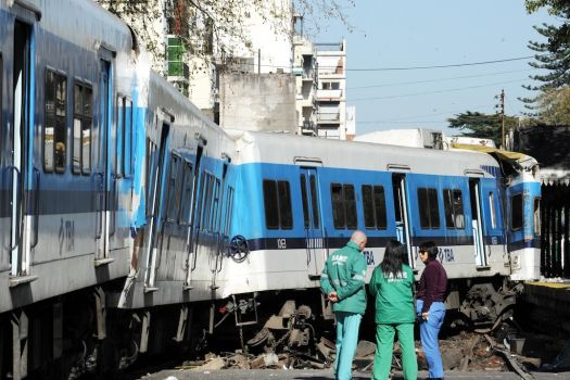 Argentine officials confirms 49 people have been killed and at least 600 injured in the worst train crash in the country in the last 40 years