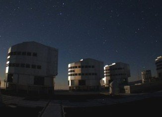 Astronomers at the Paranal observatory in Chile have created the world's largest virtual optical telescope linking four telescopes, so that they operate as a single device