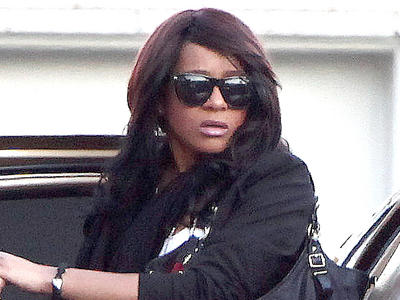 Bobbi Kristina Brown, Whitney Houston's daughter, is back home in Atlanta following her mother's funeral