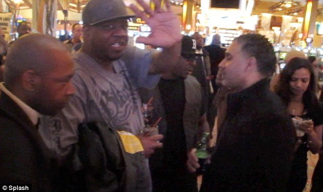 Bobby Brown hit the Mohegan Sun Casino in Connecticut at 2.00 am just hours after Whitney Houston's funeral photo