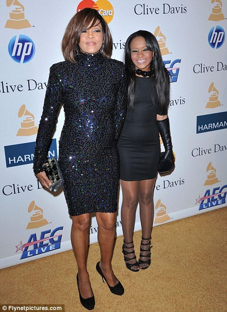 "Darlene Love Whitney Houstons godmother has hit out at reports Bobbi Kristina Brown went ""missing"" following the funeral photo"